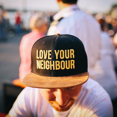 Love you neighbour image