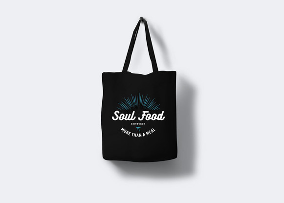 Classic Soul Food tote bag