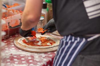 'Pizza Geeks' preparing Soul Food meal