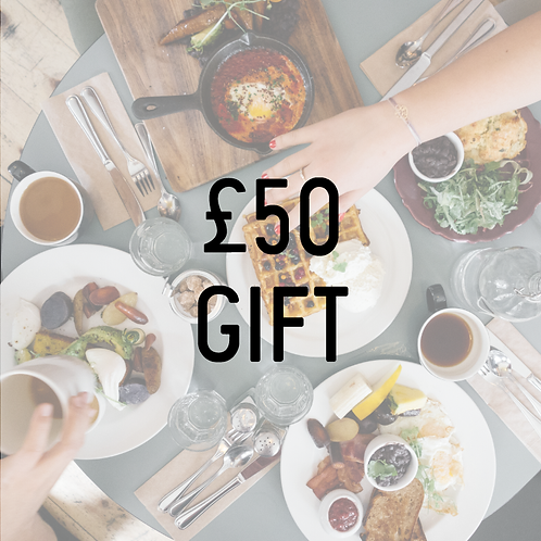 Give a gift: £50 for new Soul Food family meal