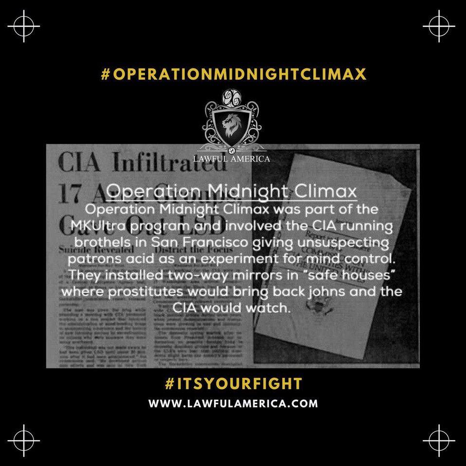 #ITSYOURFIGHT - Operation Midnight Clima