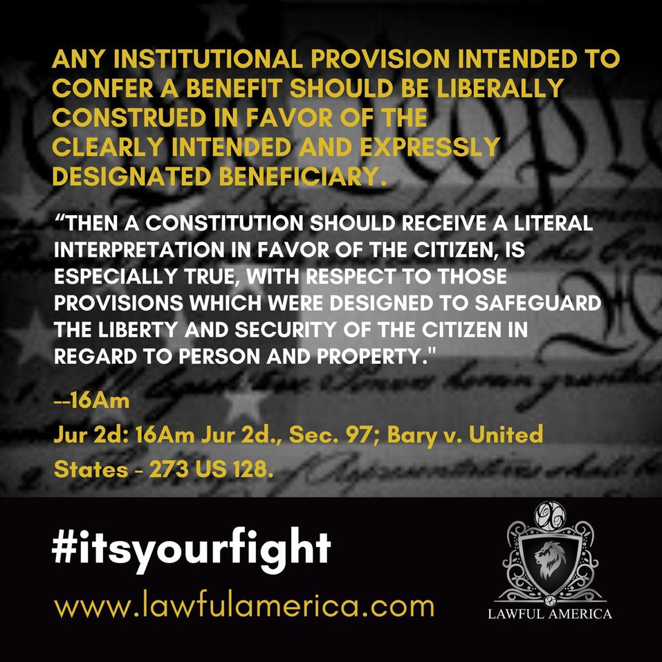 #ITSYOURFIGHT - Bary v. United States -