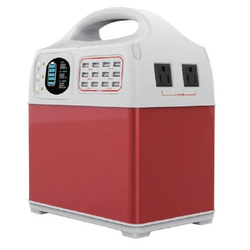 ポータブルリチウム蓄電池HUG400