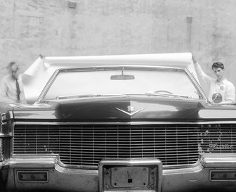 CADILLAC UNWRAPPED