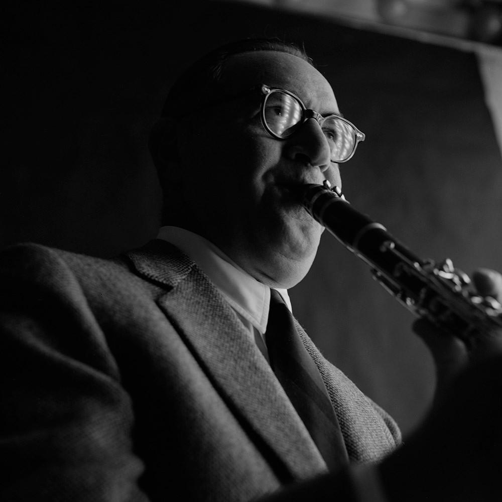 William Helburn: Benny Goodman 1962