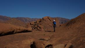 Séjour escalade Maroc noel 2019