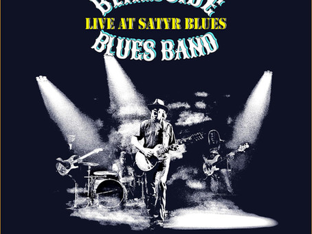 Live at SATYR Blues is now available!