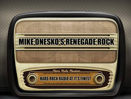 Mike Onesko's Renegade Rock | Episode 0002 Is Live!