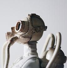 Sad Robot #1 - Hilary Gan