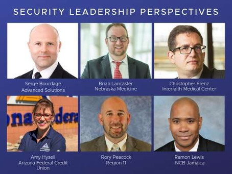 How 6 IT Visionaries Lead Security Transformation