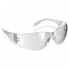 Rugged Blue Safety Glasses