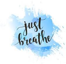 Breathe…. I Choose Me!