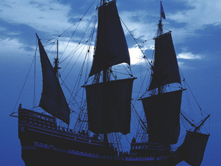 "Announcing ""The Mayflower 500"""