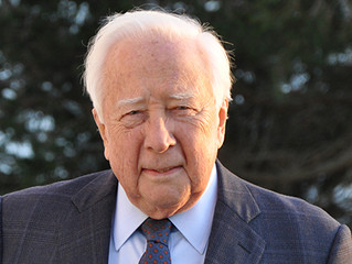 Honoring an American legend: bestselling author David McCullough