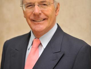 Sir John Major to Visit Boston in 2020