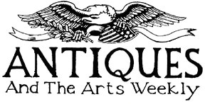 Brenton Simons interviewed in Antiques & The Arts Weekly