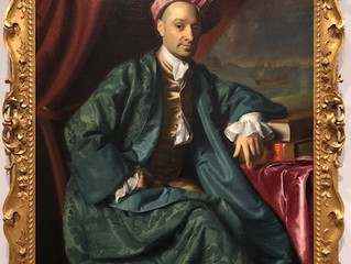 The banyan: fashionably exotic 18th c. men's attire in America and beyond
