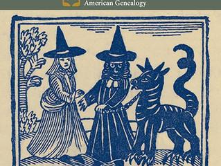 Witchcraft and slander in 1725 Maine
