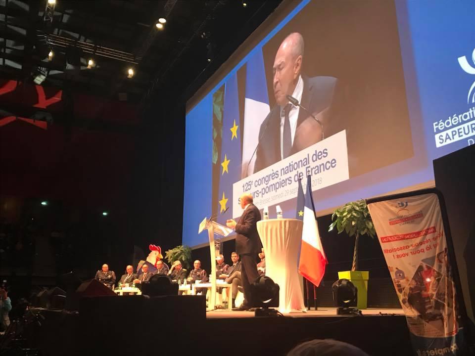 Congrès national à Bourg-en-Bresse