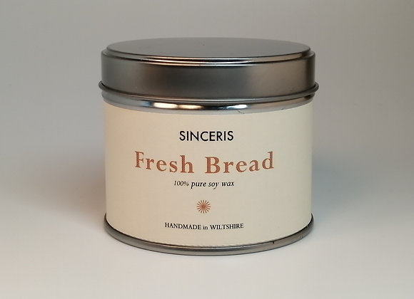 Fresh Bread Soy Wax Candle