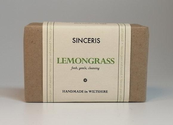 Natural Lemongrass Soap 100g