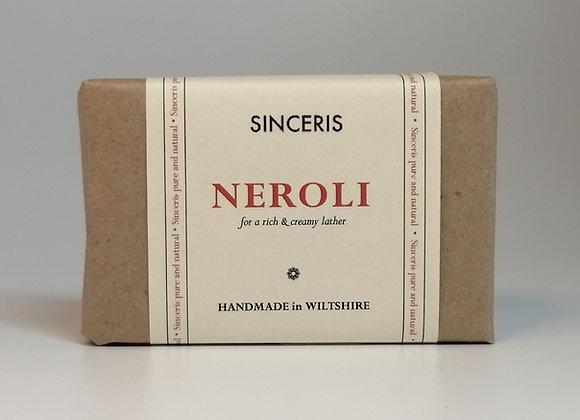 Natural Neroli Soap 100g
