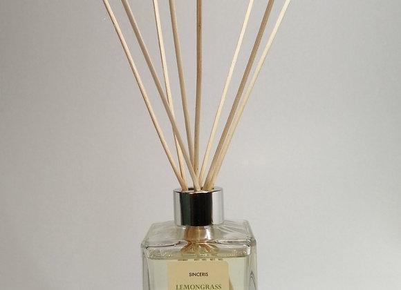 Lemongrass & Green Tea 140ml Reed Diffuser