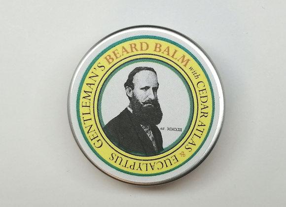 Gentleman's Beard Balm with Cedar Atlas & Eucalyptus 25ml