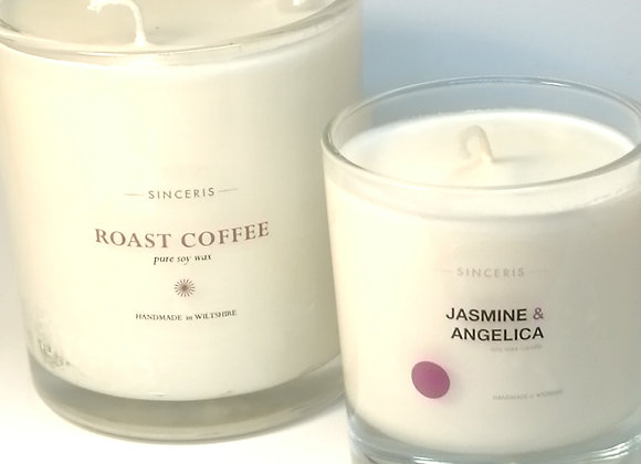 Large 3 Wick  Soy Wax Candle