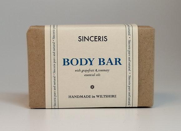 Natural Body Bar 100g
