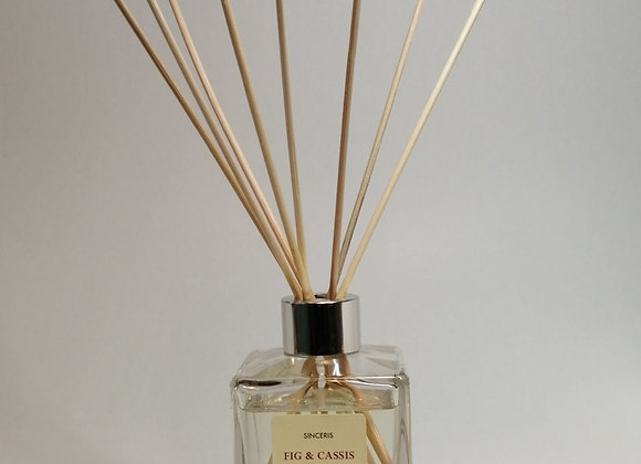 Fig & Cassis  140ml Reed Diffuser