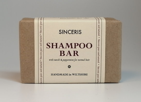 Natural Shampoo Bar Normal 100g