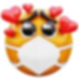 d-render-yellow-emoji-face-fall-love-med