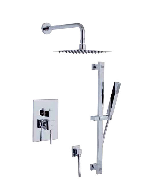 Shower Faucet & Hand Shower Set