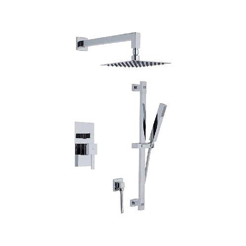Shower Faucet Jetra & Hand Shower Set