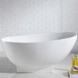 Free Standing Bathtub 07