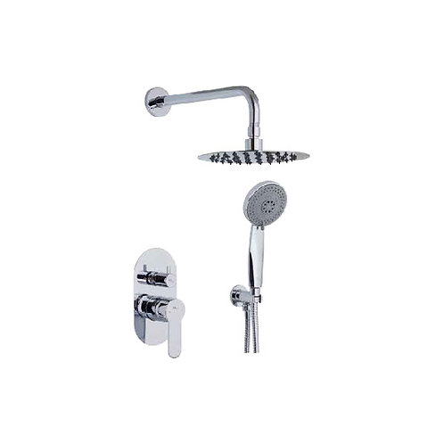 Shower Faucet & Hand Shower Set