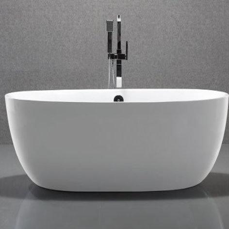 Elliptical Bathtub