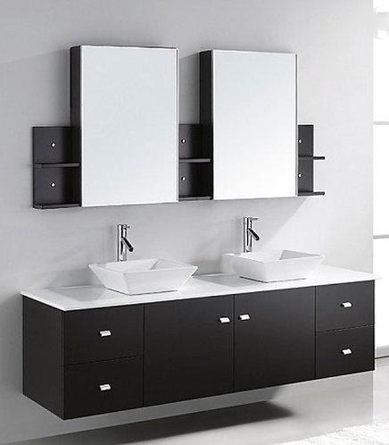 72´´ Bathroom Vanity WM6