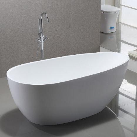 Free Standing Bathtub 05