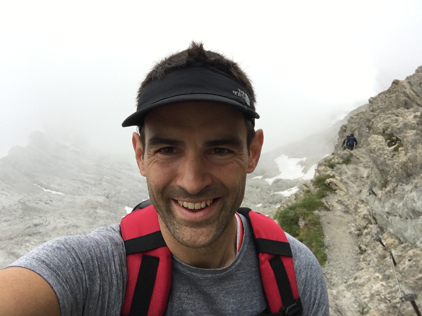 CONQUERING MOUNTAINS AND MINDSETS