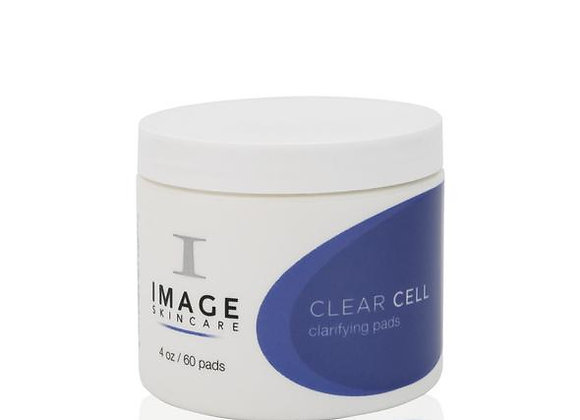 Clear Cell Salicylic Clarifying Pads 60 pk