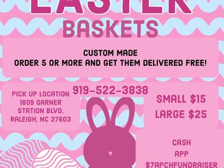 Easter Basket Fundraiser