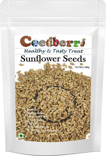 Ceedberri Sunflower Seeds (500g)