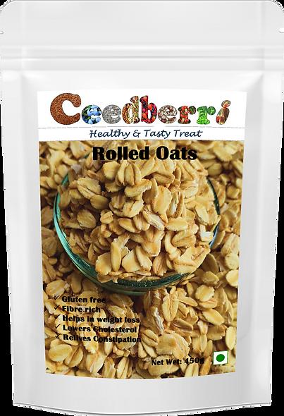 Ceedberri Rolled Oats (450g)