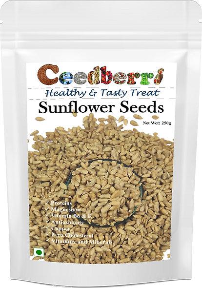 Ceedberri Sunflower Seeds (250g)