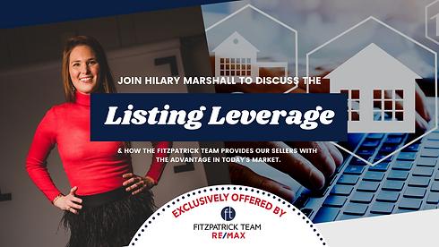 Hilary Marshall Listing Leverage Fitzpat