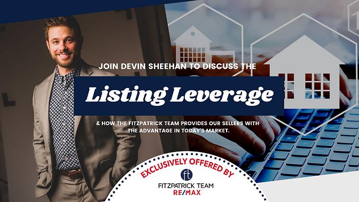 Devin Sheehan Listing Leverage Fitzpatri