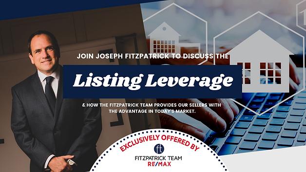 Joe Fitzpatrick Listing Leverage Fitzpat