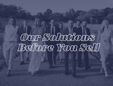 Fitzpatrick Team Solutions Before You Sell